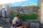 Конкурс граффитчиков цементного завода. Фото _15
