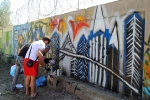 Конкурс граффитчиков цементного завода. Фото _18
