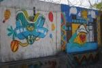 Конкурс граффитчиков цементного завода. Фото _27