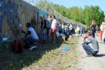 Конкурс граффитчиков цементного завода. Фото _3
