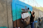 Конкурс граффитчиков цементного завода. Фото _5