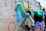 Конкурс граффитчиков цементного завода. Фото _7