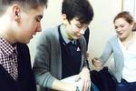 Акция против курения в 28 школе