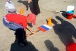 День российского флага - 2013 в первомайских садиках. Фото_10