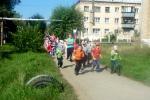 День российского флага - 2013 в первомайских садиках. Фото_11