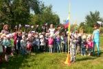 День российского флага - 2013 в первомайских садиках. Фото_1