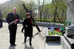 Митинг у мемориала 9 мая 2013 года