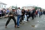 Перетягивание Белаза в День строителя - 2013. Фото_19