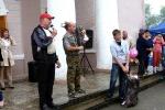 Перетягивание Белаза в День строителя - 2013. Фото_26