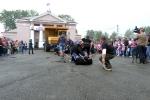 Перетягивание Белаза в День строителя - 2013. Фото_9
