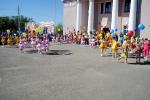 День защиты детей 2013. Начало праздника