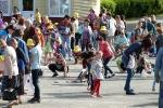 Конкурс рисунков на асфальте в День защиты детей