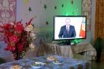 Просмотр послания Президента РФ Федеральному собранию. Фото_1