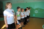 Первенство по перестрелке среди начальных классов