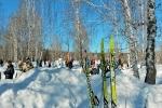 Первомайская лыжня - 2016