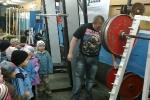 Экскурсия в спортклуб Медведь для ребят из детского сада. Фото_1