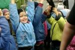 Экскурсия в спортклуб Медведь для ребят из детского сада. Фото_3