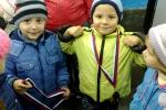 Экскурсия в спортклуб Медведь для ребят из детского сада. Фото_9