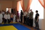 Открытое первенство по дзюдо среди школьников