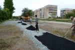 140 метров нового тротуара по ул. Надежды