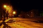 Освещение на улице Надежды. Фото_1