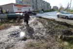 Восстановление дорожного покрытия после замены теплотрассы. Фото_9